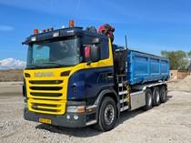 BX-PJ-89 | Scania G 400 B 8X4*4