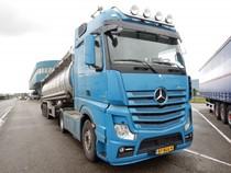 87-BGG-4 | Mercedes-Benz ACTROS 2145