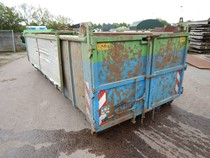 | Onbekend Container CT608